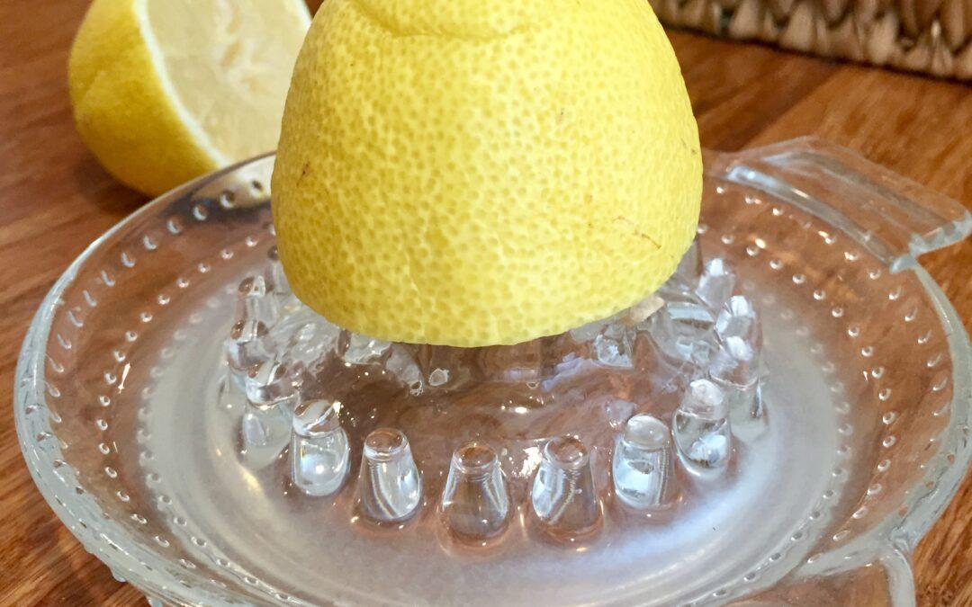 Le citron, un agrume puissant et bienfaisant