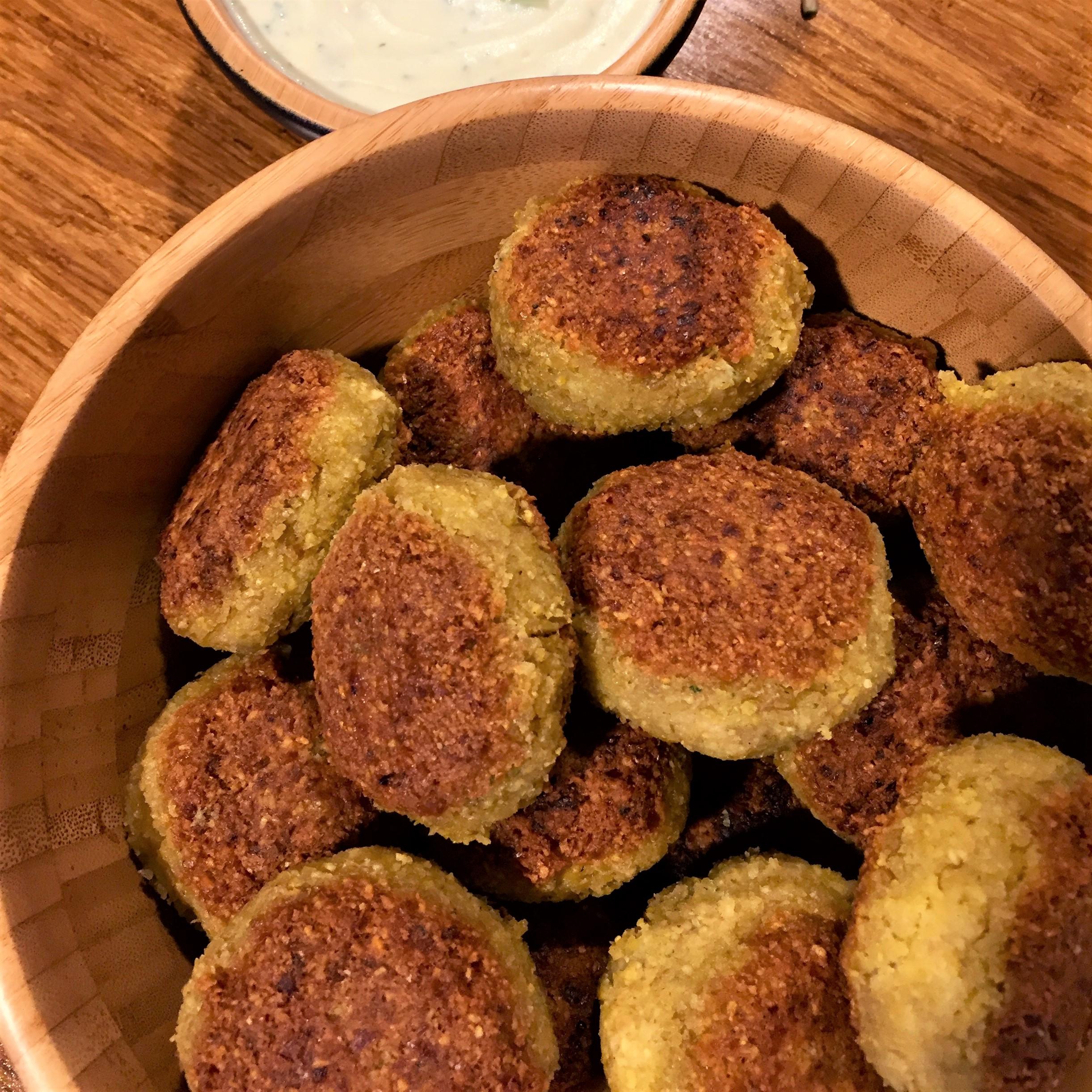 Les falafels, délices du moyen-orient