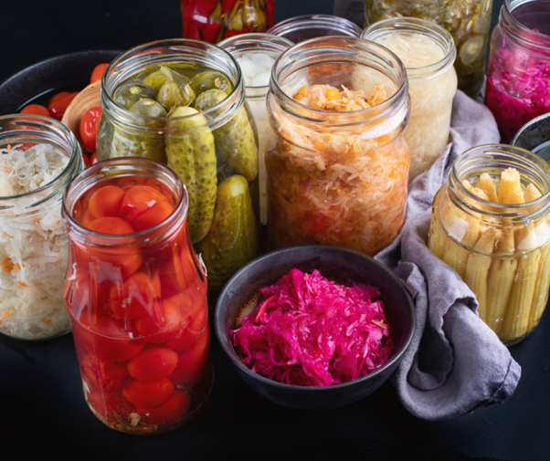 5 aliments fermentés bons pour votre santé